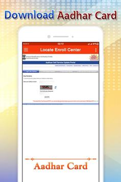 Download Aadhar Card - Guide screenshot 3