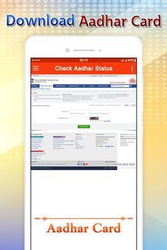 Download Aadhar Card - Guide screenshot 2