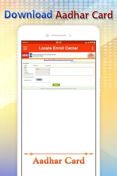 Download Aadhar Card - Guide screenshot 4