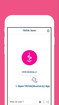 Video Downloader for Musical ly : Tik Tok Saver for Android - APK