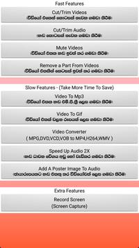 Classic Video Editor Trimmer apk screenshot