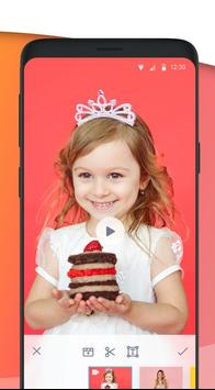 Star Editor Video Fx –   Video FX & Photo Music screenshot 1