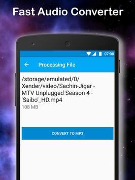 MP4 to MP3 screenshot 4