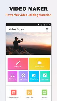 Quick Video Editor for Clips, Photos, Music Album poster