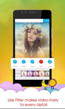 HyroVideo - Free Video Marker (Photo and audio) apk screenshot