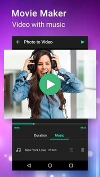 Photo Video Movie Maker screenshot 1