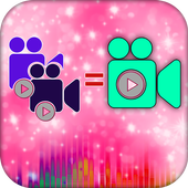Video Joiner : Merger icon