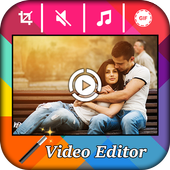 Video Editor for Video icon