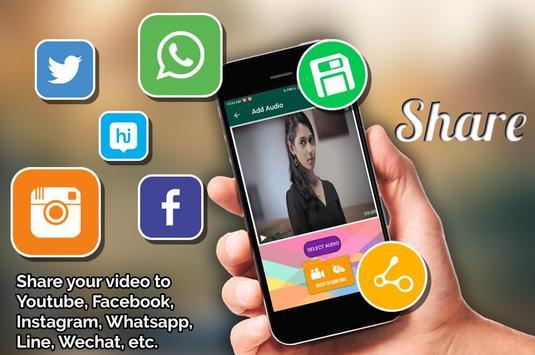 Video Editor for Video apk screenshot