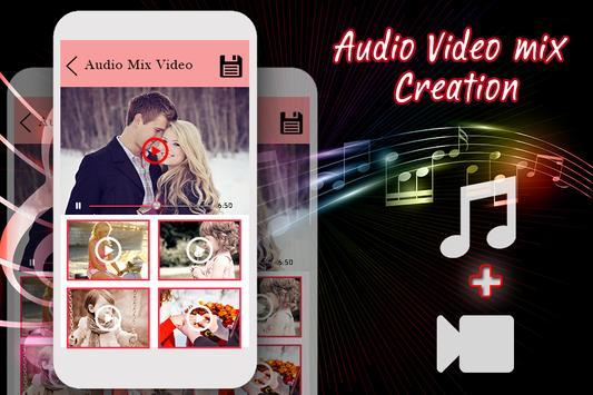 Audio Video Music Mixer screenshot 2