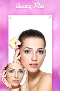 Beauty Plus Face Maker : Insta Beuty screenshot 2