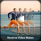 Reverse Video Maker icon