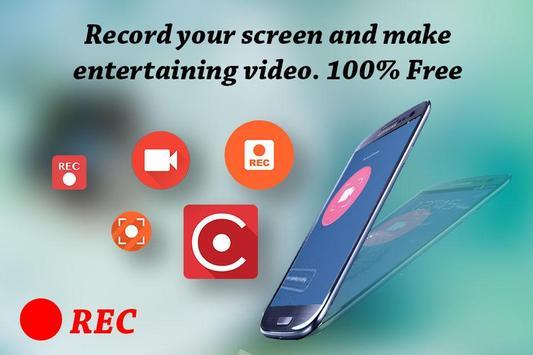 Screen Recorder HD poster