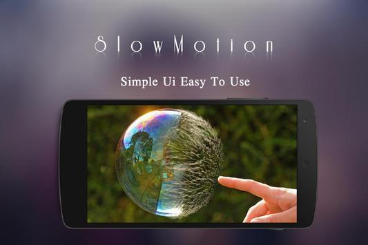 Slow Motion Video Maker apk screenshot