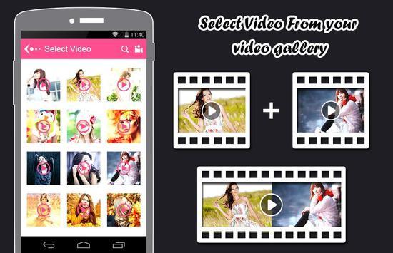 Video Joiner : Video Merger apk screenshot