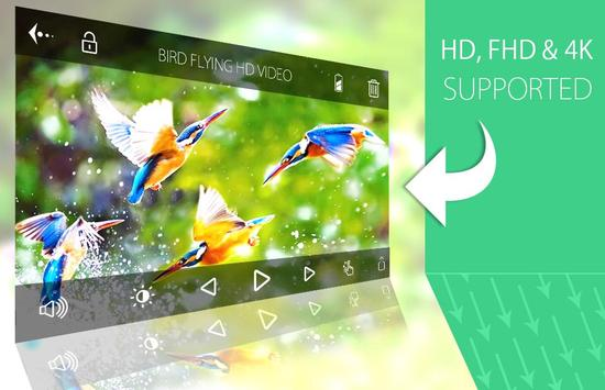 HD Video Player : Music Play apk screenshot