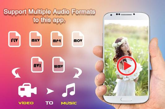 MP3 Converter - Video To MP3 apk screenshot