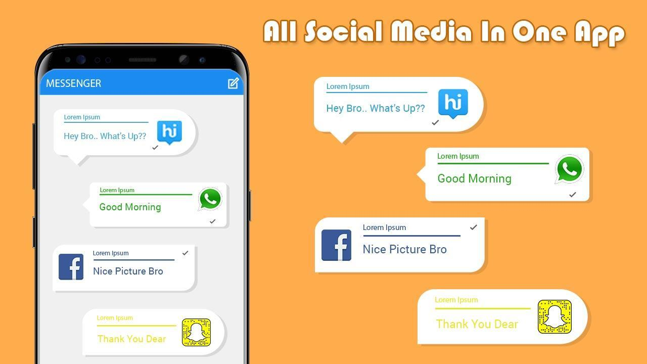 All In One Messenger for Android - APK Download