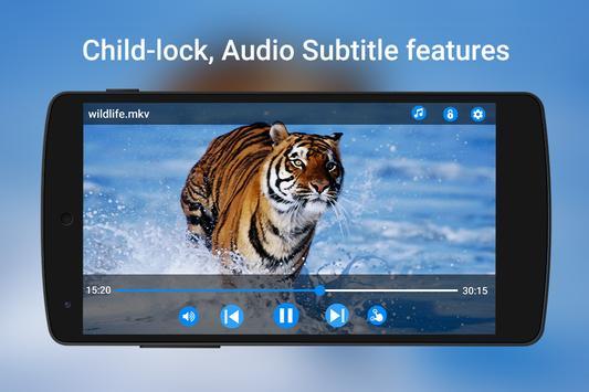 AC3 Video Player apk screenshot