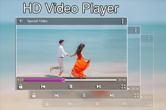 Video Player screenshot 1