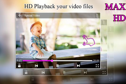 Video Player screenshot 2