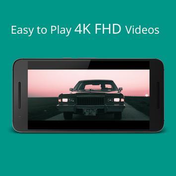 Media Player for Andorid screenshot 1