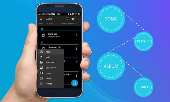 Video style Samsung apk screenshot