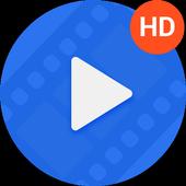 Полное Видеоплеер HD иконка