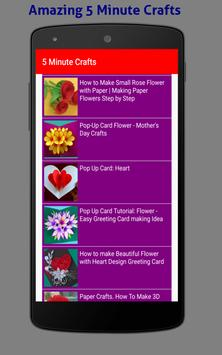 Amazing 5 Minute Crafts Videos Hd For Android Apk Download
