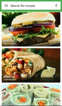 Cooking Videos Recipes and Quick cookbook food poster