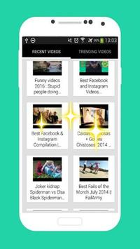 Try to not laugh for vines apk screenshot