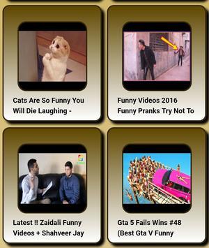 Funny videos screenshot 3