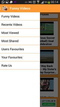 Videos Graciosos para Whatsapp captura de pantalla 4