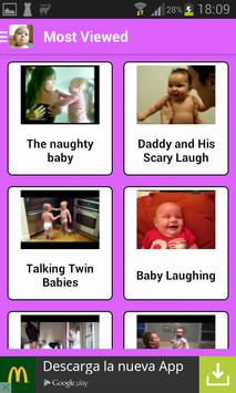Baby Funny Videos 2020 screenshot 2