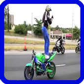 Motorcycle videos icon