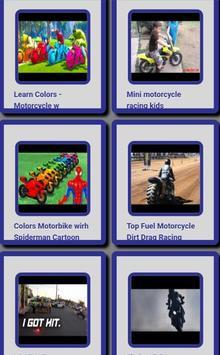Motorcycle videos apk screenshot