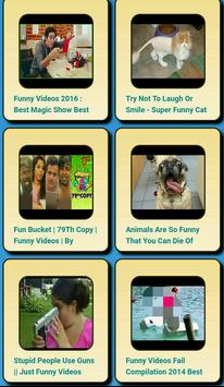 Videos funny apk screenshot