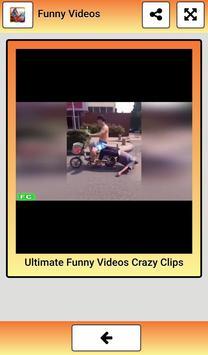 Videos Funny screenshot 13
