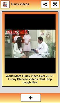 Videos Funny screenshot 14