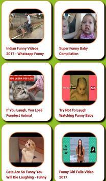 Videos Funny screenshot 2