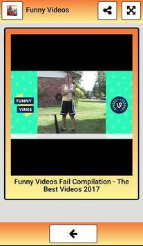 Videos Funny screenshot 7