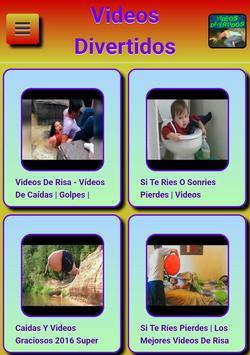 Funny videos poster