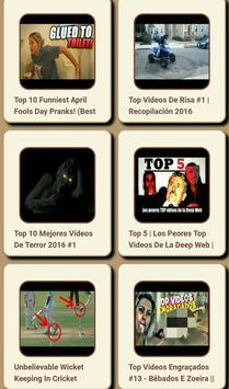 Videos Top apk screenshot