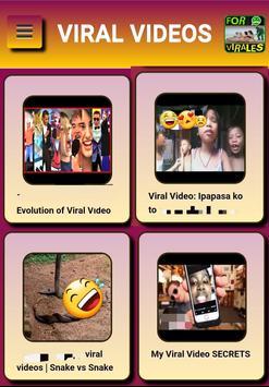 VIRAL VIDEOS poster