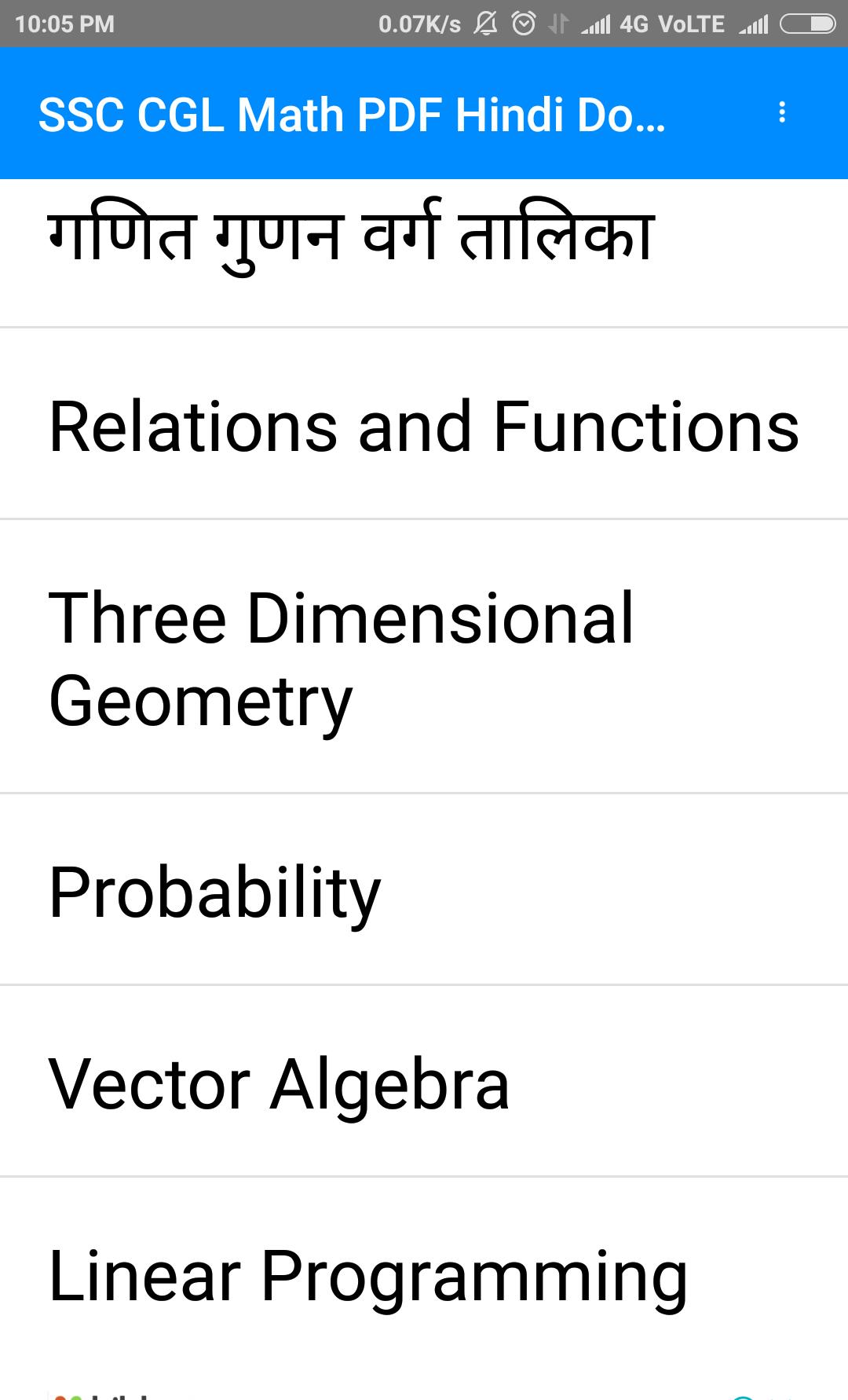 Math Notes PDF Download Free SSC CGL 2018 for Android - APK Download