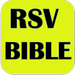 REVISED STANDARD BIBLE (RSV)
