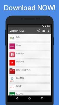 News Vietnam poster