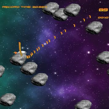 Jester Go, Asteroids Free Arcade Game poster