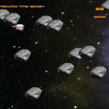 Jester Go, Asteroids Free Arcade Game screenshot 1