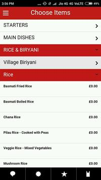 Village Curry House screenshot 3